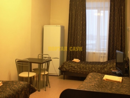 Сауна в комплексе Олимпийский Рязань, ул. Зубковой, 12 к2