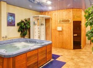 Баня в полянах Рязань, корпоратив в бане