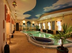 Вип баня, бани веки
