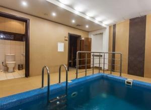Дом с баней и бассейном, снять дом с баней на сутки Рязань